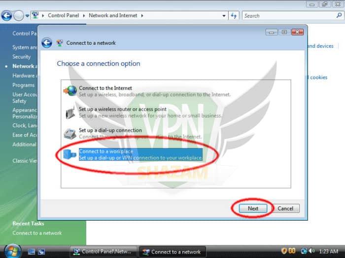 Windows Vista Setup step5