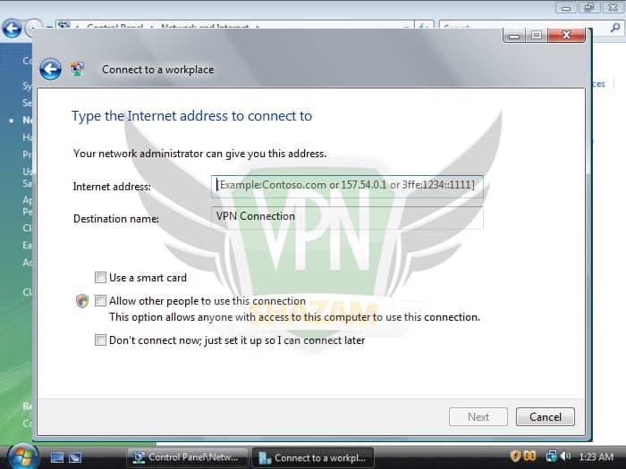 Windows Vista Setup step7