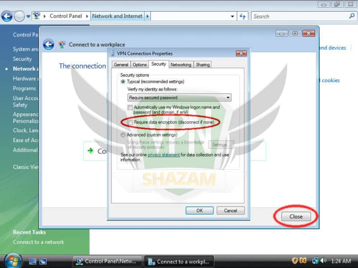Windows Vista Setup step9,10