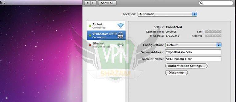MAC OS VPN Setup step16