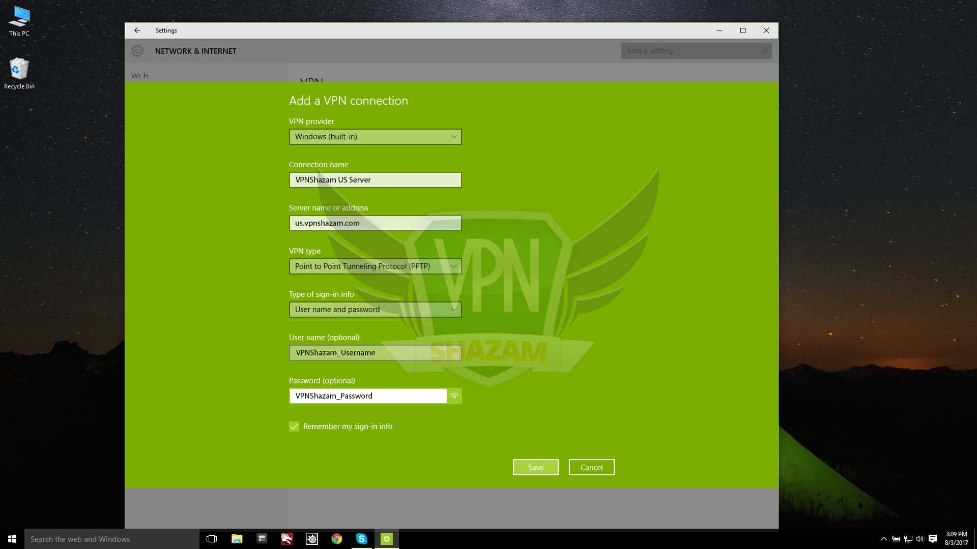 Windows 10 Setup step3