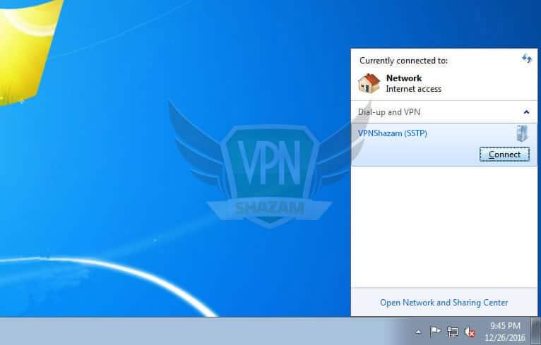 SSTP on windows 7 step15