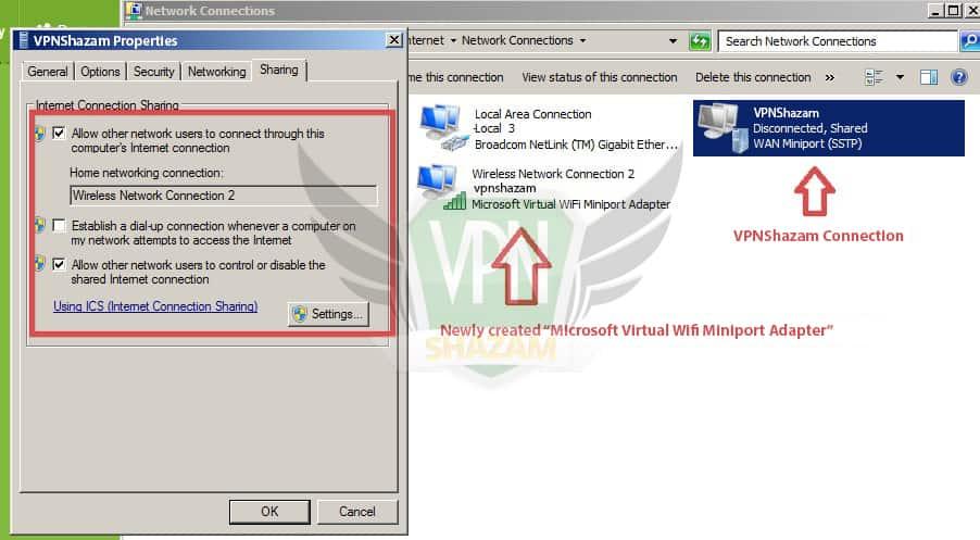 VPN Hotspot step6.1