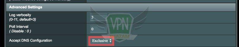 Asus Setup VPN step7