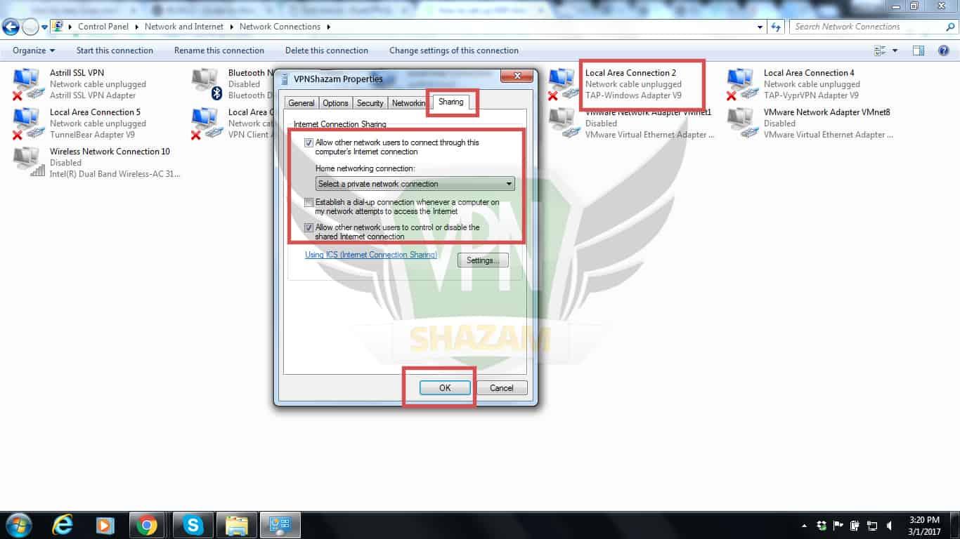 VPN Hotspot step7