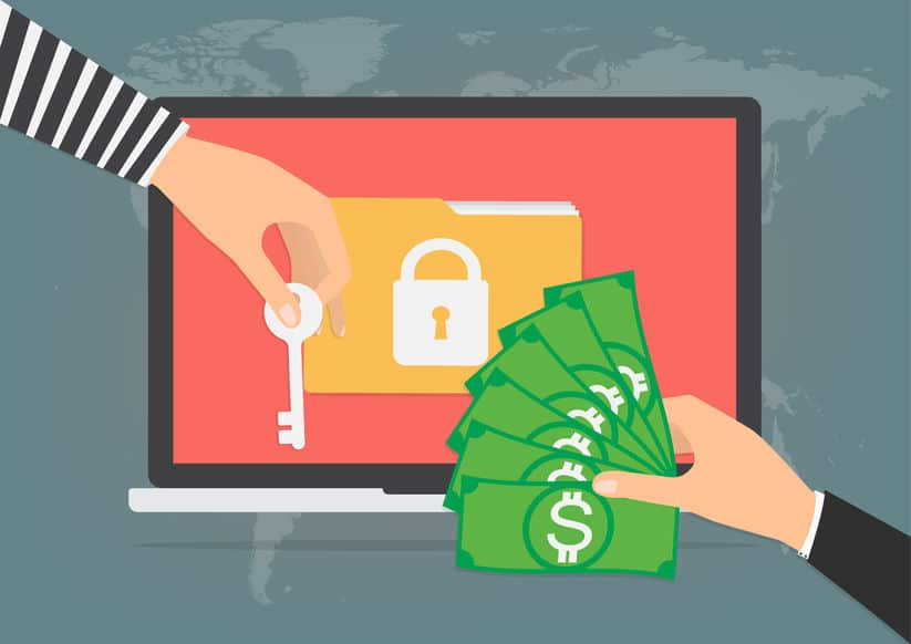 Effects of Ransomware attack on business