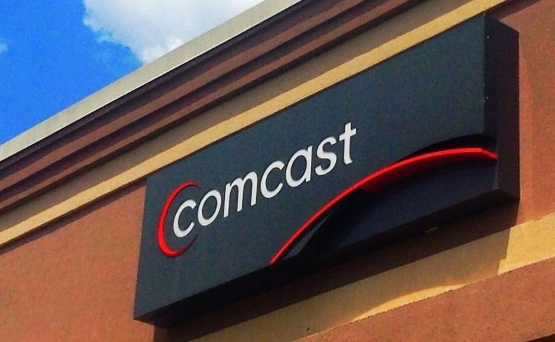 Enjoy comcast through VPN